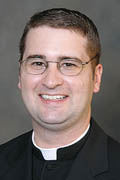 Chaplain, Father Matthew Bergschnieder
